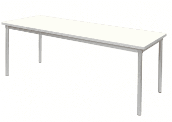 Gopak Enviro Rectangular Dining Table - 1200 x 750mm