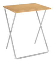 Metalliform Folding Skid Base Exam Table