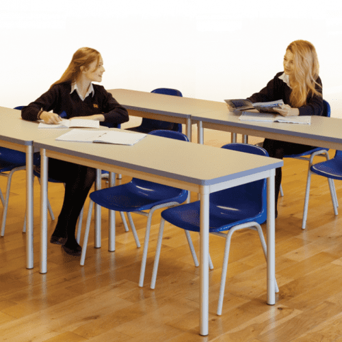 Gopak Enviro Rectangular Classroom Tables 1200 x 600mm