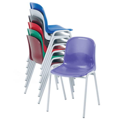 Gopak Harmony Stacking Chair - Seat Height 430mm