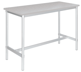 Gopak Enviro High Table - 1200 x 500mm