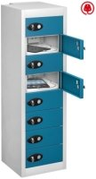 Probe TabBox 8 Compartment Locker With Standard Plug - 1000 x 305 x 370mm