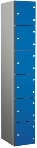 Probe Zenbox Six Compartment Locker - 1800 x 300 x 450mm