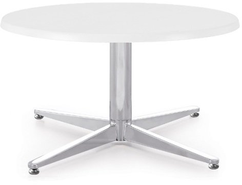 Fr Vi Pitch Round Coffee Table With Fusion Finish 600mm Diameter