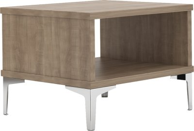 Elite Evo Square Coffee Table Veneer Finish