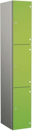 Probe Zenbox Three Compartment Locker - 1800 x 300 x 450mm