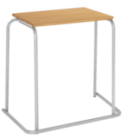 Metalliform Stacking Exam Table