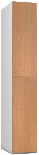 Probe Timberbox Three Compartment Locker - 1780 x 305 x 390mm