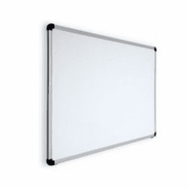Gopak Magnetic Dry Wipe White Board - 1200 x 900mm