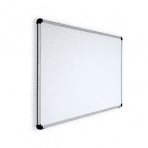 Gopak Non Magnetic Dry Wipe Board - W1800 x H1200mm